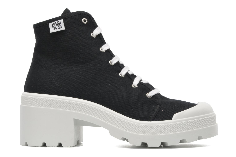 Sneakers No Box Galia Zwart achterkant