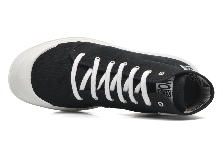 Sneakers No Box Galia Zwart links