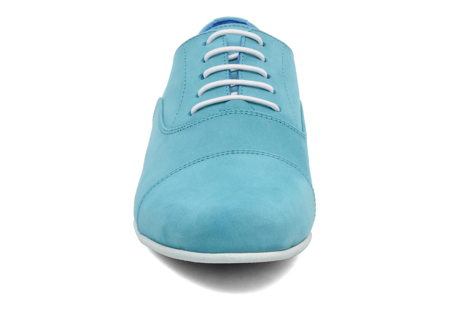 Jimmy 1 W Blue nubuck