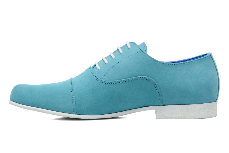 Chaussures à lacets Swear Jimmy 1 W Bleu vue face