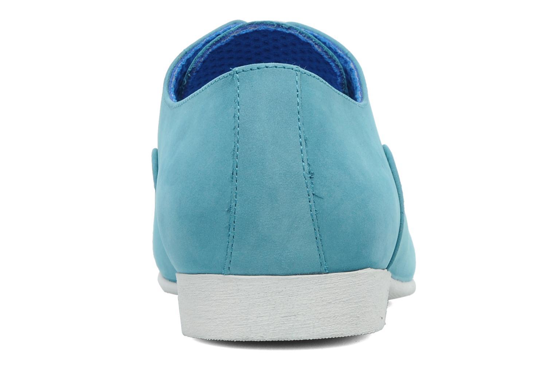 Schnürschuhe Swear Jimmy 1 W blau ansicht von rechts
