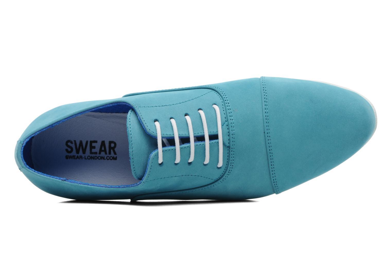 Schnürschuhe Swear Jimmy 1 W blau ansicht von links