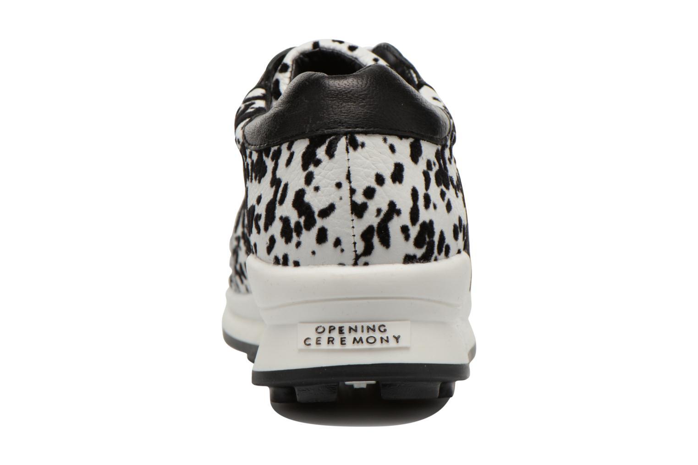 OC Sneaker White Multi black