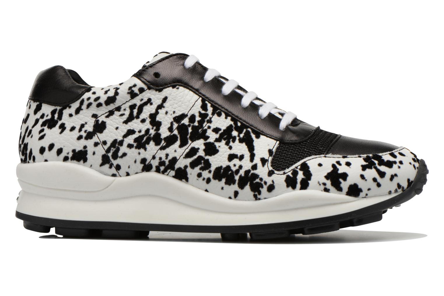 OC Sneaker White Multi black