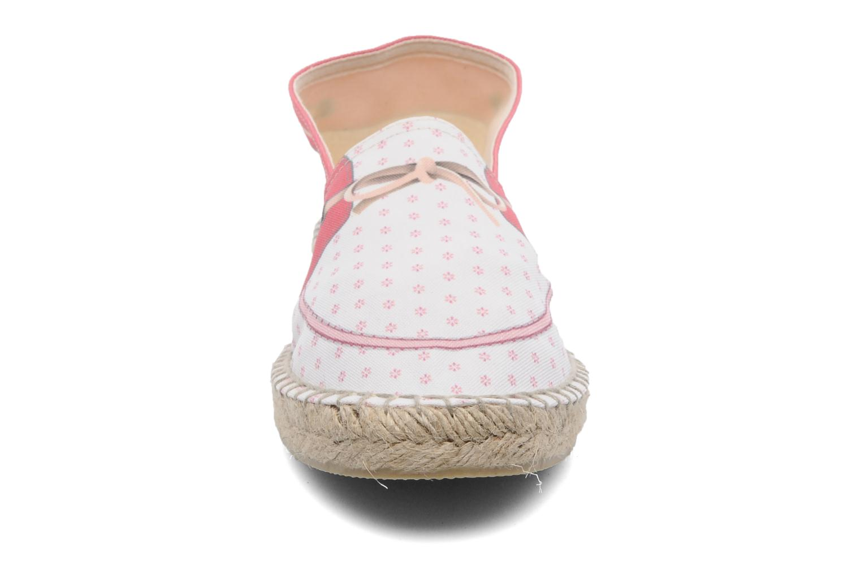 Espadrillos String Republic Cruise W Pink se skoene på
