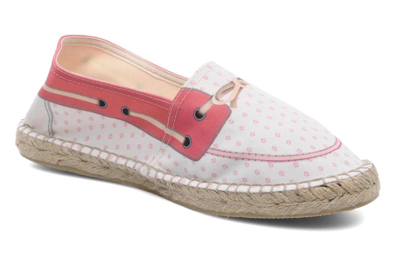 Espadrillos String Republic Cruise W Pink detaljeret billede af skoene