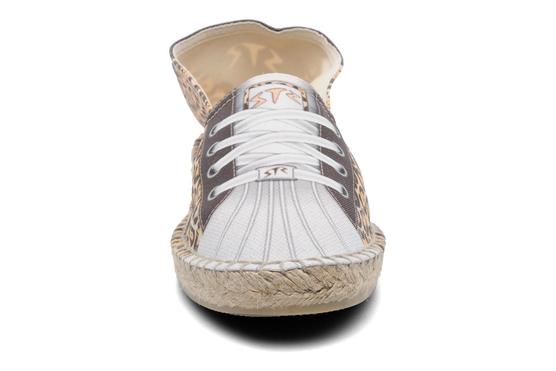 Espadrilles String Republic Holywood Multicolore vue portées chaussures