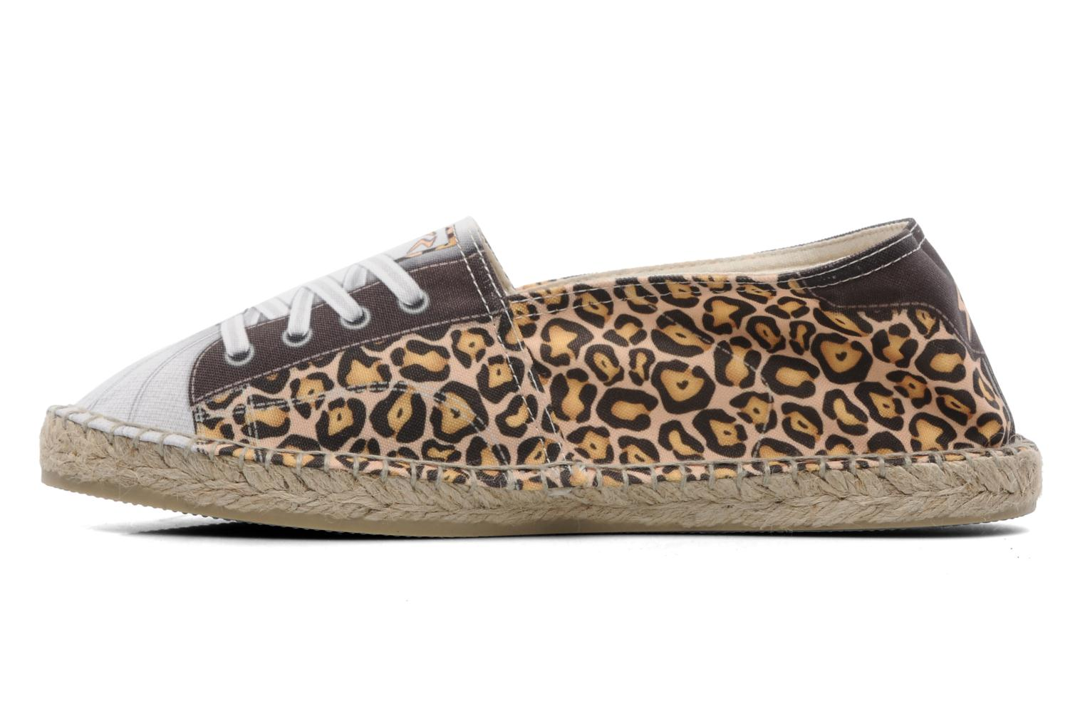 Espadrilles String Republic Holywood Multicolor front view