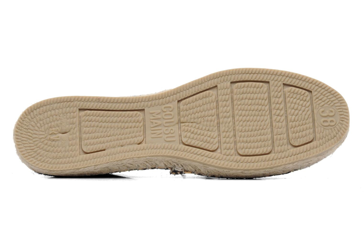 Espadrilles String Republic Holywood Multicolor view from above