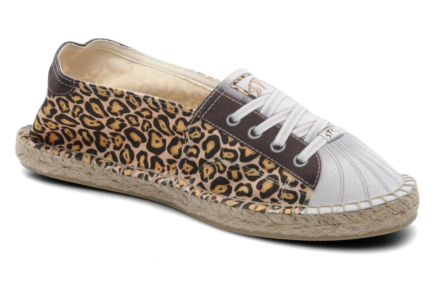 Espadrilles String Republic Holywood Multicolor detailed view/ Pair view