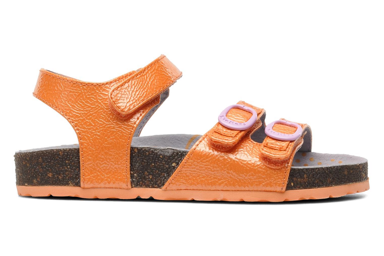 Sandali e scarpe aperte Kickers Magipop Arancione immagine posteriore
