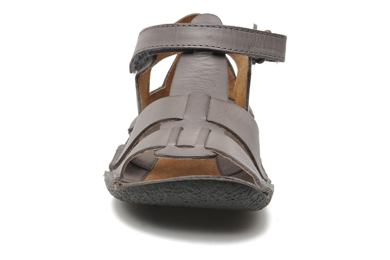 Sandalen Kickers Pipo Grijs model
