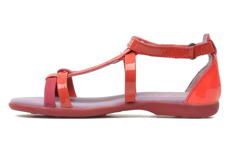 Sandalen Kickers Ariane Roze voorkant