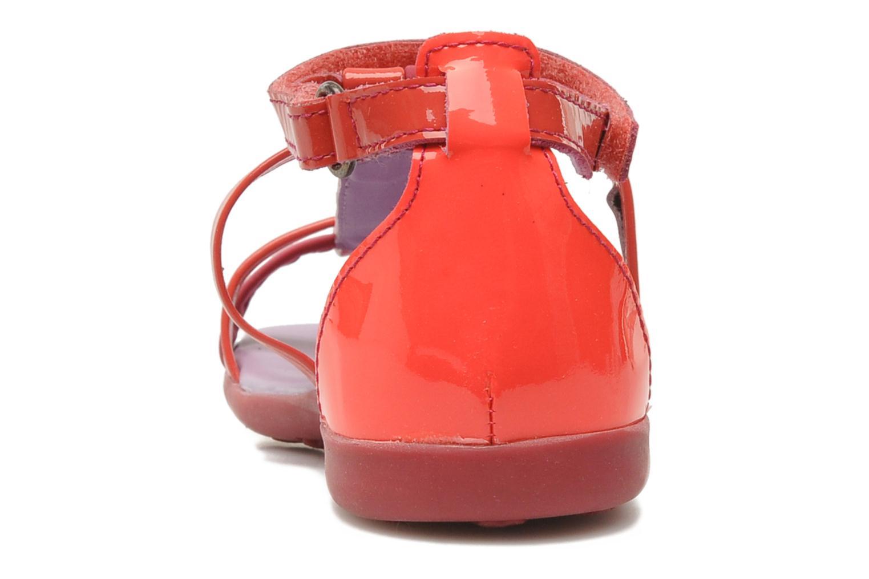 Sandalen Kickers Ariane Roze rechts