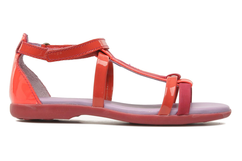 Sandalen Kickers Ariane Roze achterkant