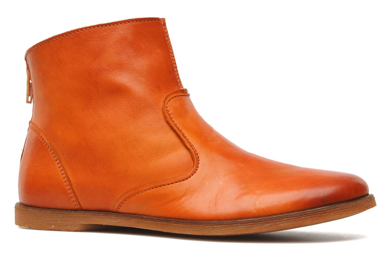 Stiefeletten & Boots Kickers Roxannabis E orange ansicht von hinten