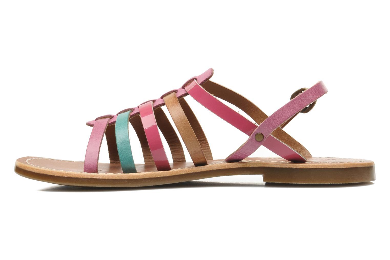 Sandalen Kickers Dixmillion mehrfarbig ansicht von vorne