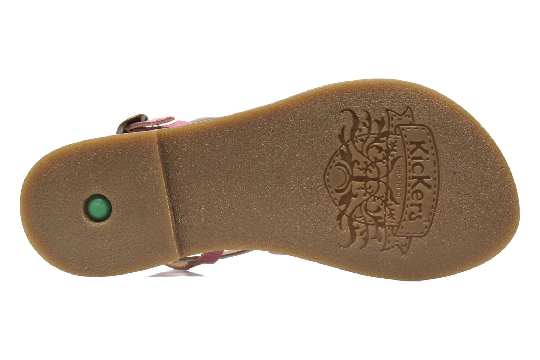 Sandalen Kickers Dixmillion Multicolor boven