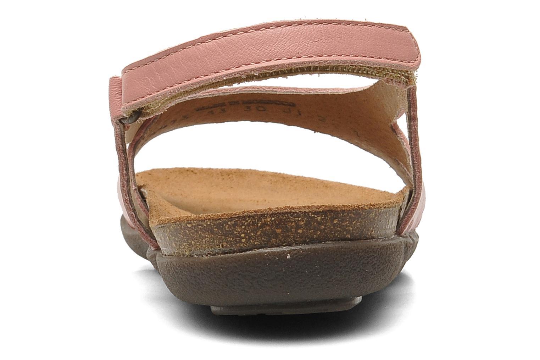 Sandalen Kickers Anatokid Roze rechts