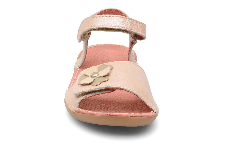 Sandalen Kickers Exmiel Roze model
