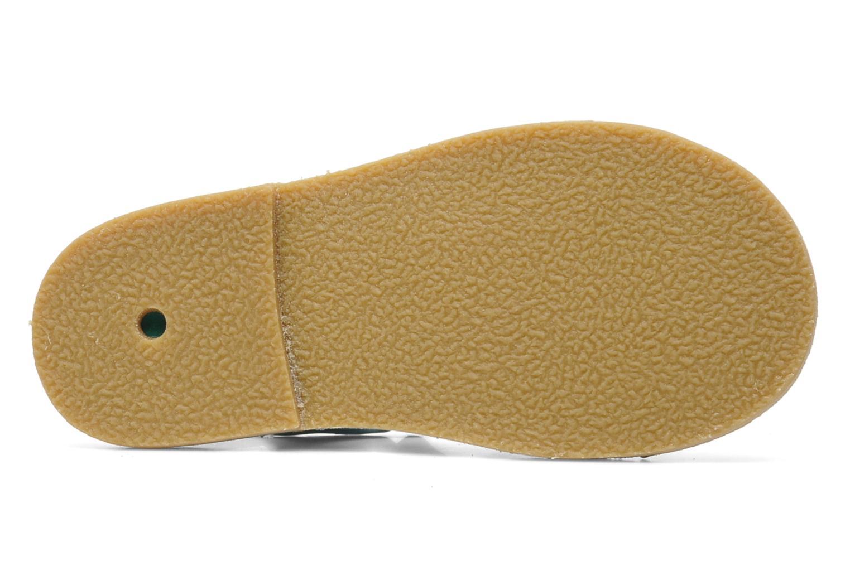 Sandalen Kickers Celeste Blauw boven