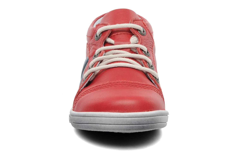 Sneakers Kickers Transfix Rood model