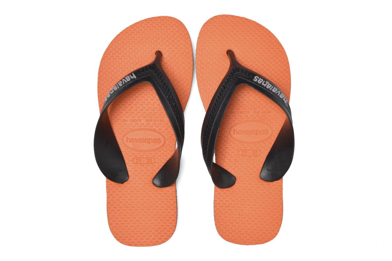 Slippers Havaianas Kids Max Oranje 3/4'