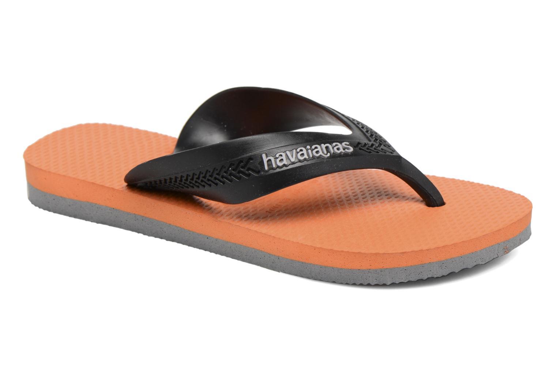 Slippers Havaianas Kids Max Oranje detail