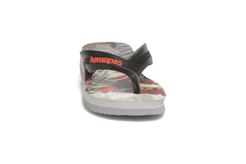 Flip flops & klipklapper Havaianas Kids Max Cars Grå se skoene på