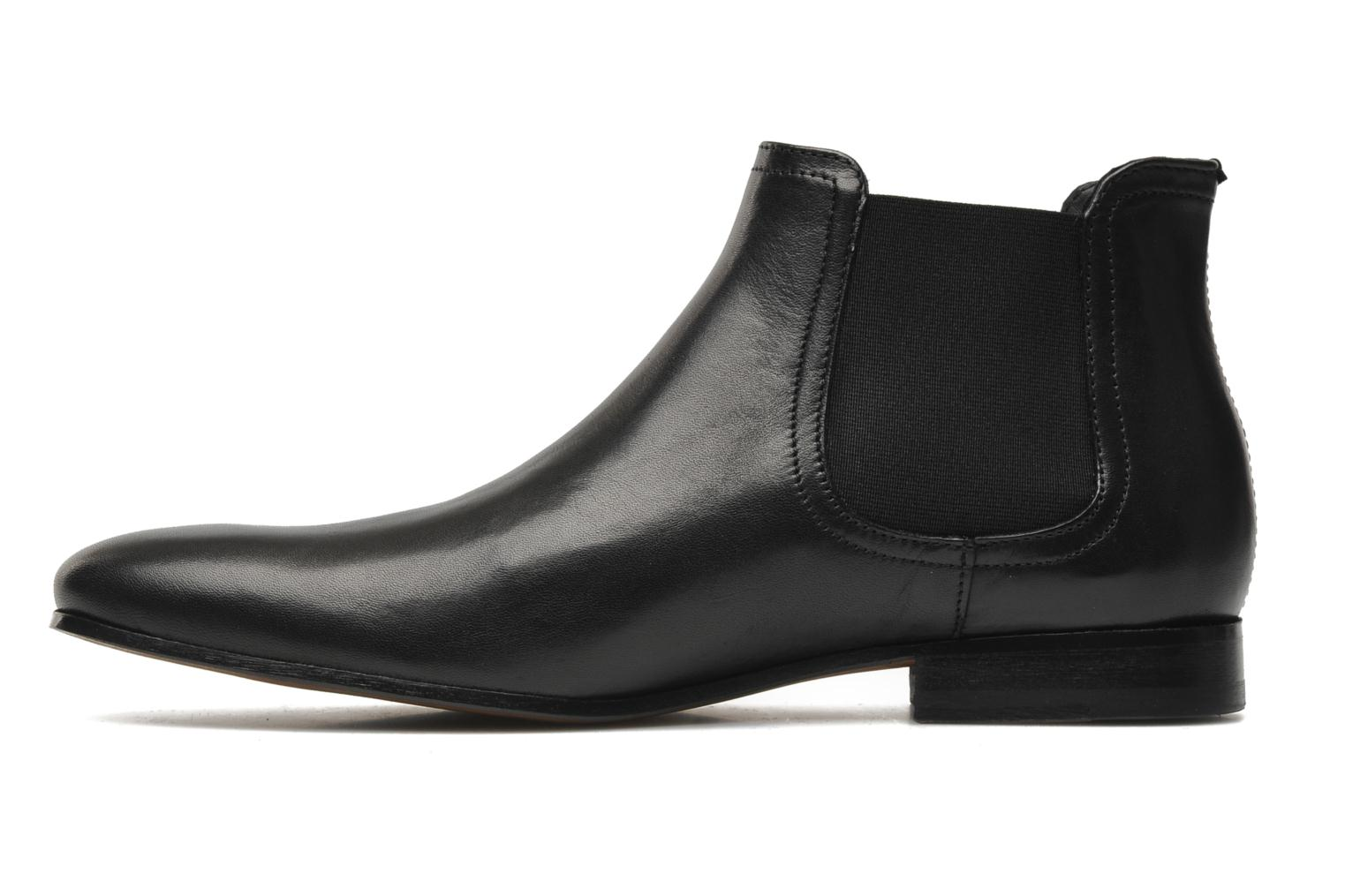 Ankle boots Azzaro Item Black front view