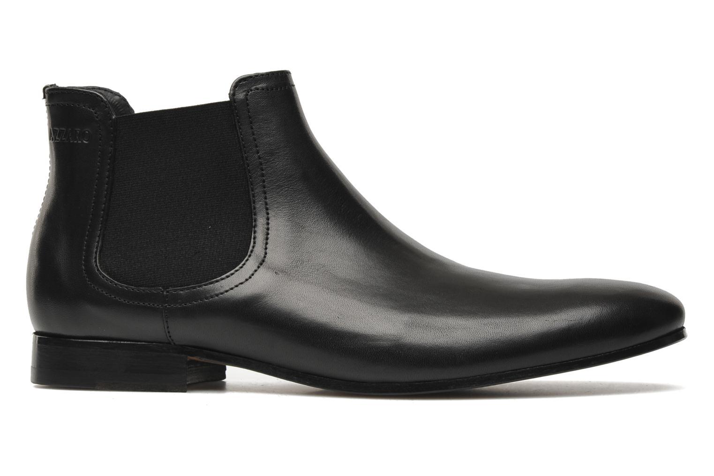 Boots en enkellaarsjes Azzaro Item Zwart achterkant