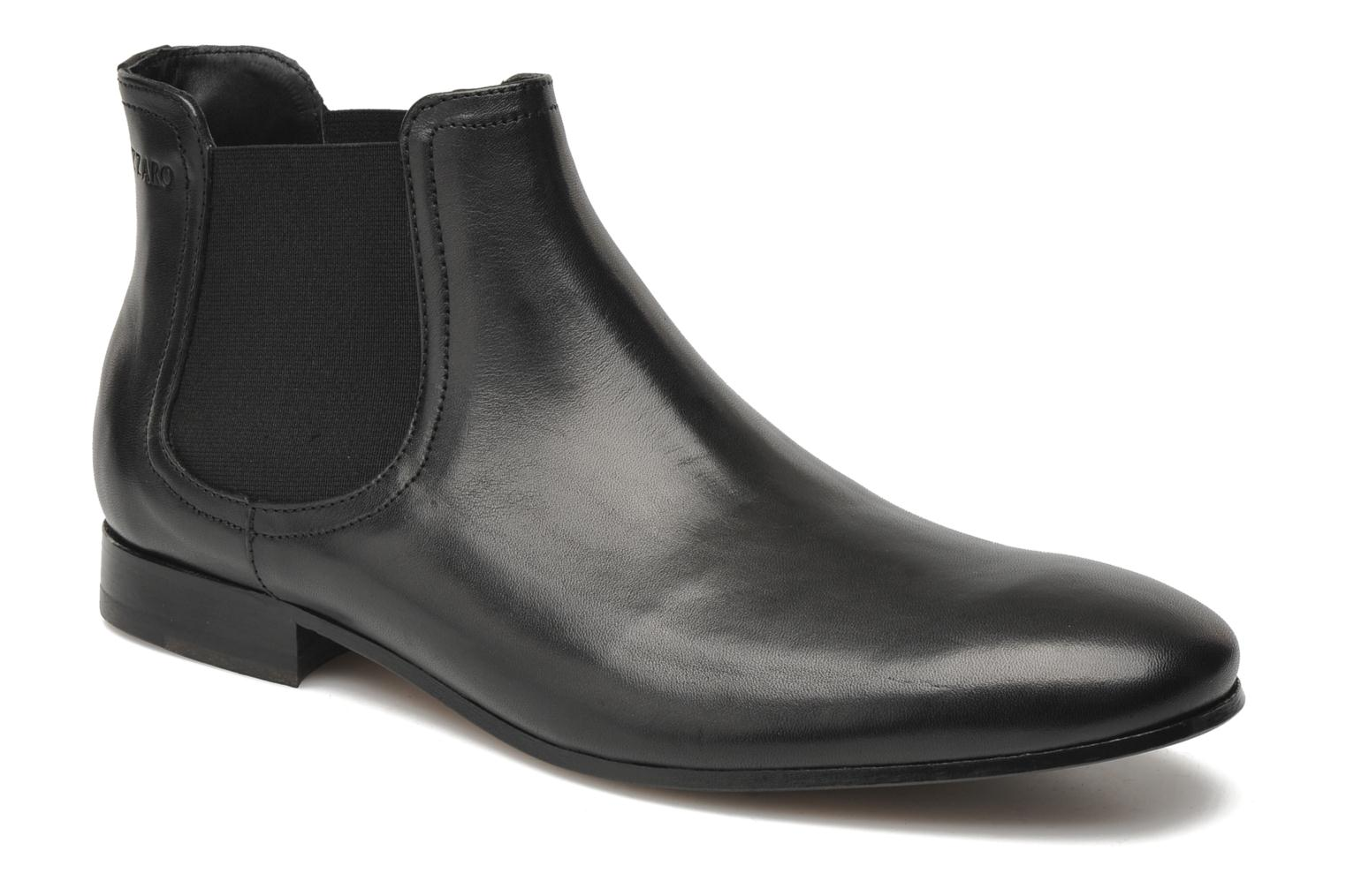 Marques Chaussure luxe homme Azzaro homme Item Noir