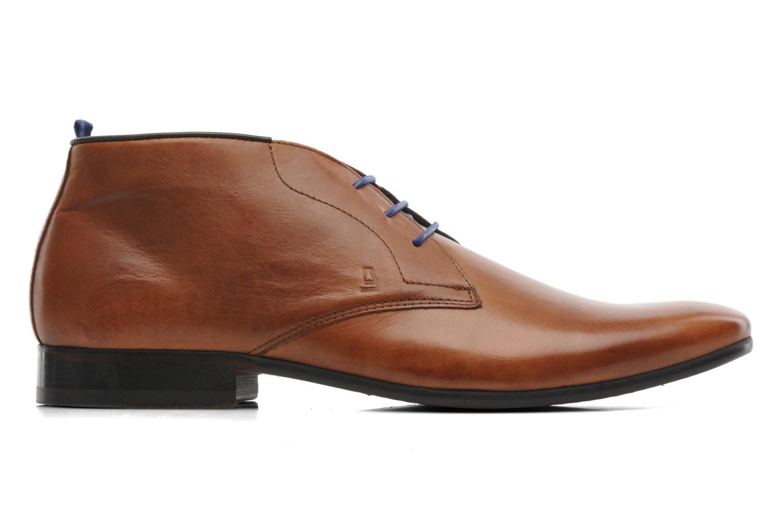 Zapatos con cordones Azzaro Ison Marrón vistra trasera