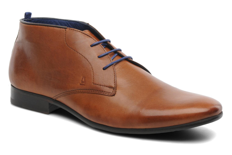 Chaussures à lacets Azzaro Ison Marron vue détail/paire
