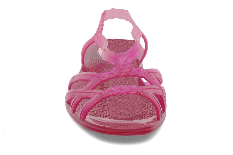 Sandales et nu-pieds Lemon Jelly Mint Rose vue portées chaussures