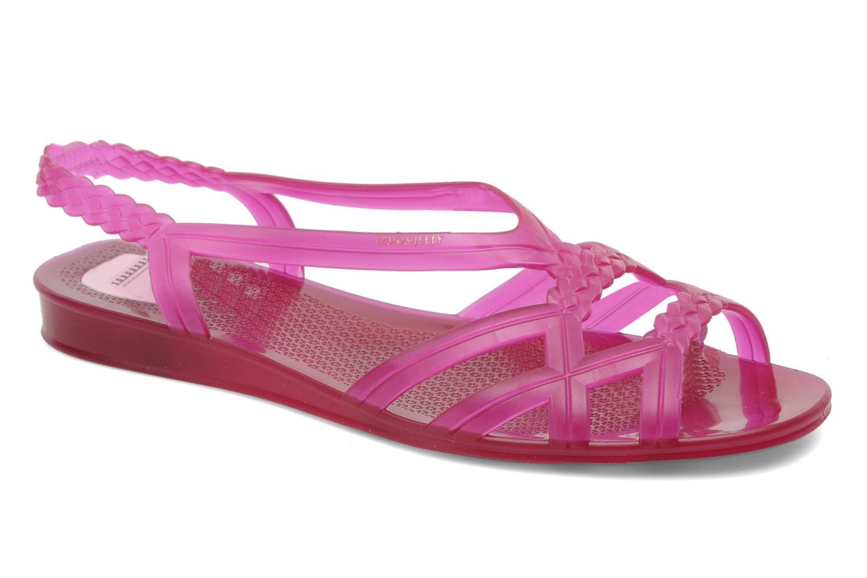 Sandales et nu-pieds Lemon Jelly Mint Rose vue détail/paire