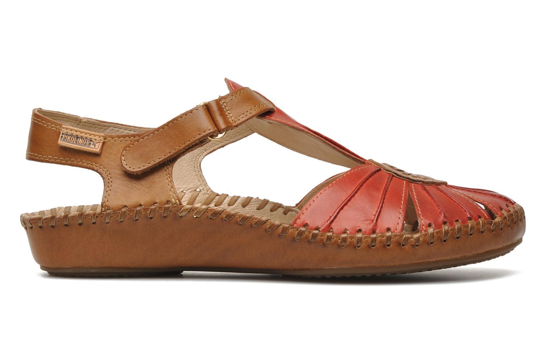 Sandales et nu-pieds Pikolinos P. VALLARTA 655-8899 Rouge vue derrière