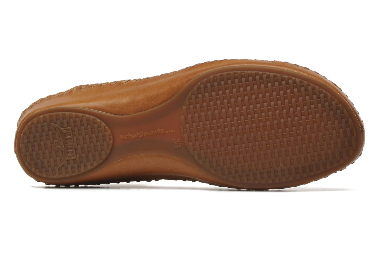 Sandales et nu-pieds Pikolinos P. VALLARTA 655-8899 Rouge vue haut