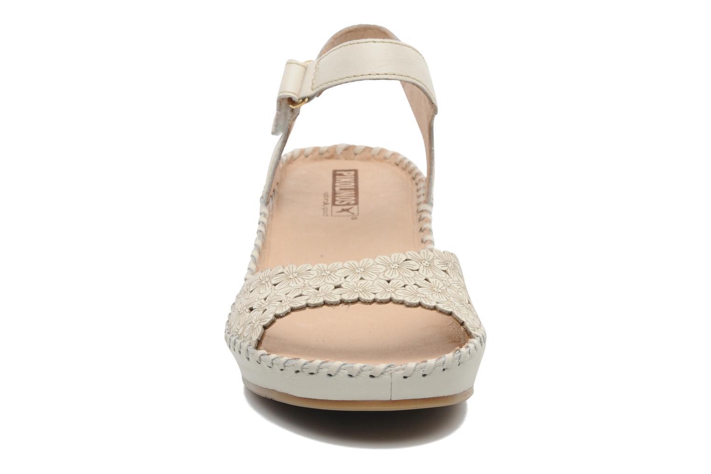 Sandales et nu-pieds Pikolinos MARGARITA 943-7720 Beige vue portées chaussures
