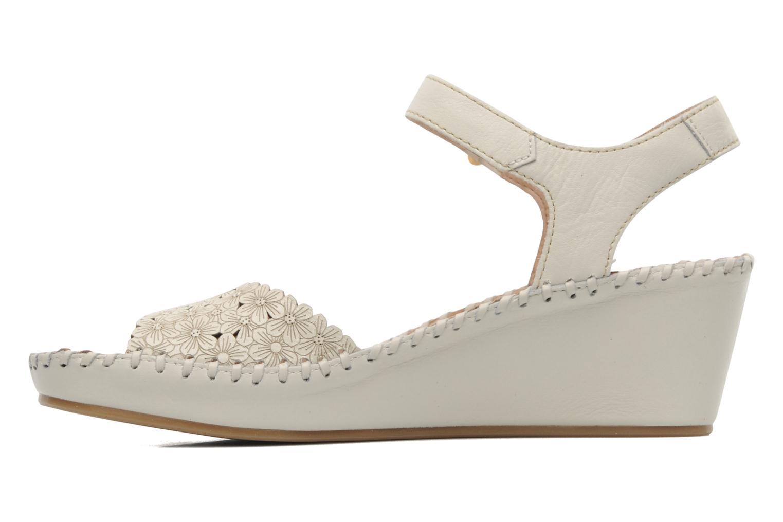 Sandales et nu-pieds Pikolinos MARGARITA 943-7720 Beige vue face