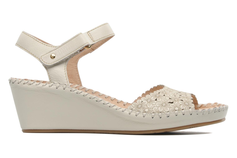 Sandales et nu-pieds Pikolinos MARGARITA 943-7720 Beige vue derrière