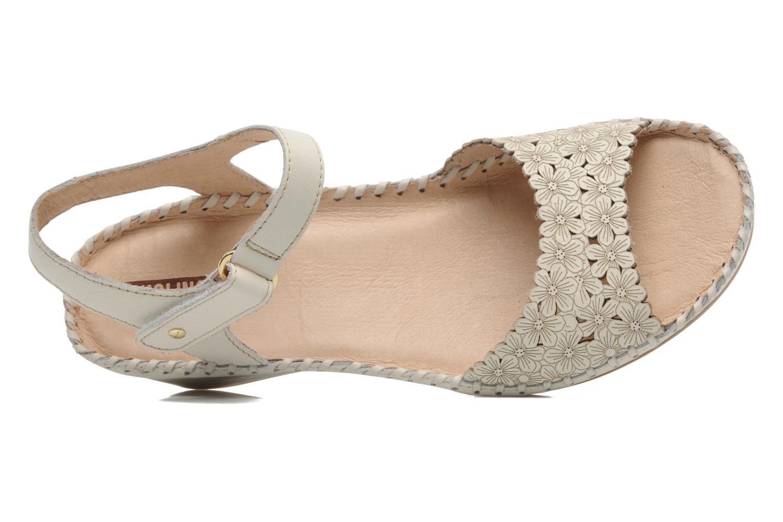 Sandales et nu-pieds Pikolinos MARGARITA 943-7720 Beige vue gauche