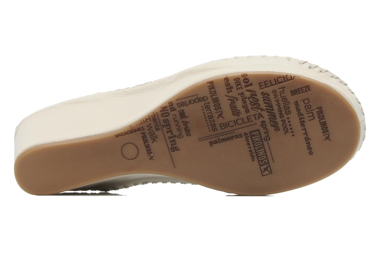 Sandales et nu-pieds Pikolinos MARGARITA 943-7720 Beige vue haut