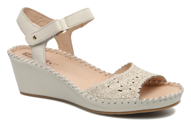 Sandales et nu-pieds Pikolinos MARGARITA 943-7720 Beige vue détail/paire