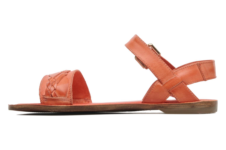 Sandales et nu-pieds Pikolinos SAN ANTONIO 941-7598N Orange vue face