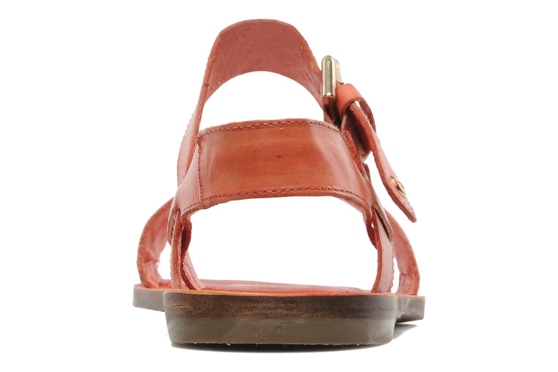 Sandales et nu-pieds Pikolinos SAN ANTONIO 941-7598N Orange vue droite