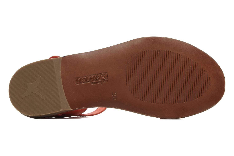 Sandales et nu-pieds Pikolinos SAN ANTONIO 941-7598N Orange vue haut