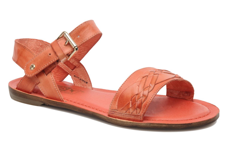 Sandales et nu-pieds Pikolinos SAN ANTONIO 941-7598N Orange vue détail/paire
