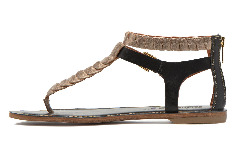 Sandalen Pikolinos SAN ANTONIO 941-7592A Zwart voorkant