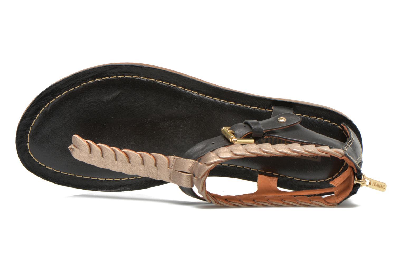 Sandalen Pikolinos SAN ANTONIO 941-7592A schwarz ansicht von links